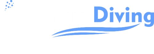 Sharp Diving Logo